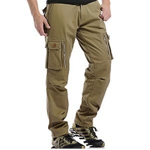 Other - Military cargo pants fleece lined tactical size 30